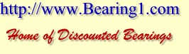Home of Discounted Bearings (10799 bytes)